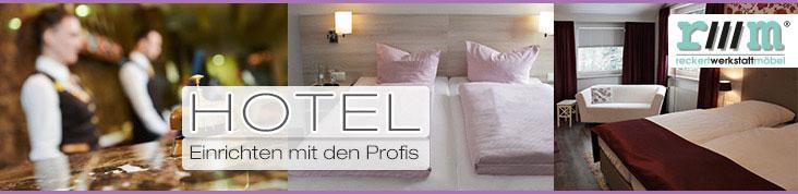 Hoteleinrichtungen mit r///m